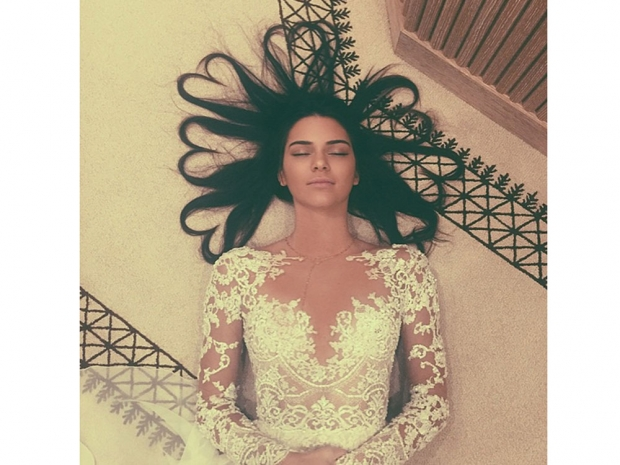 Kendall Jenner most liked Instagram