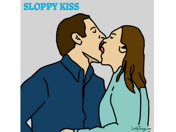 what does the way you kiss say about you