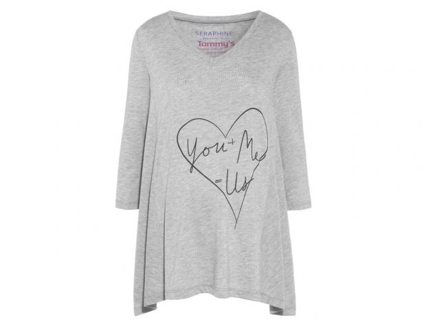 The Seraphine LOVE t-shirt.
