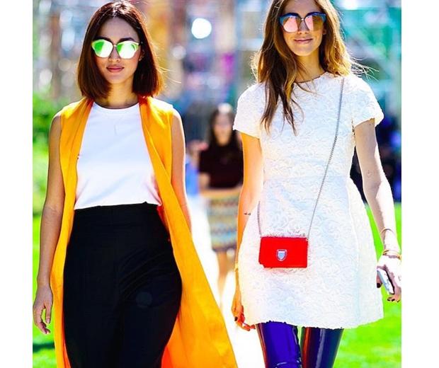 Nicole and Chiara