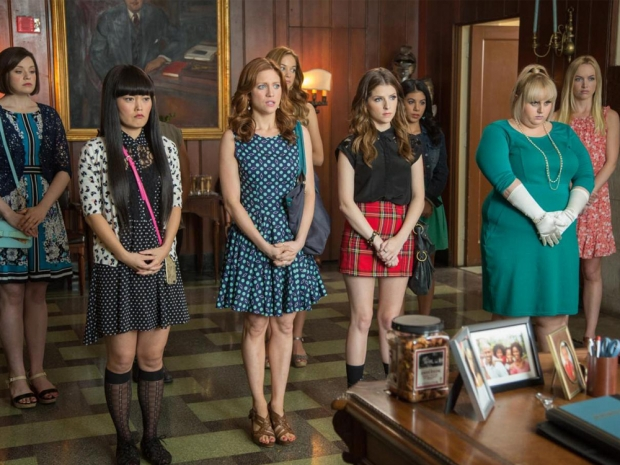 Pitch Perfect 2 film still