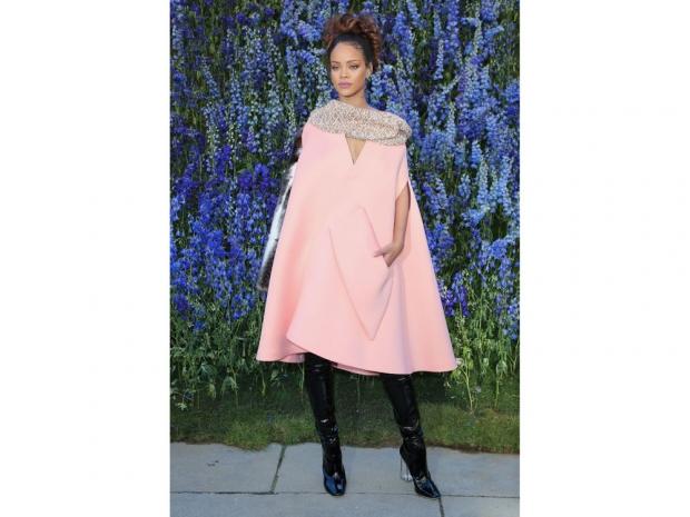Rihanna Dior SS16
