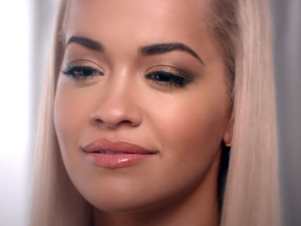 Rita Ora in The X Factor trailer