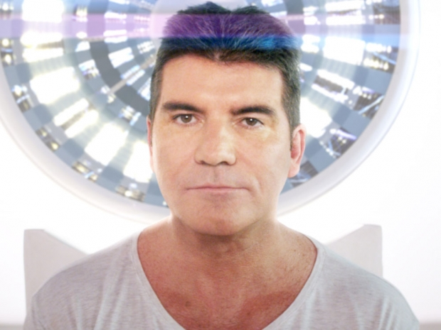 Simon Cowell in The X Factor trailer