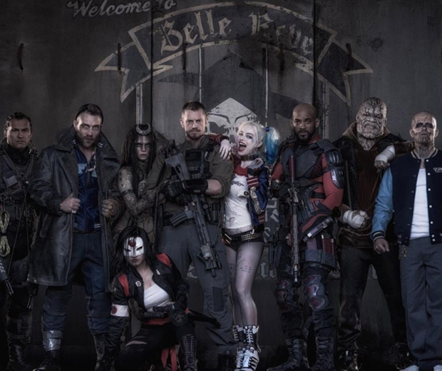 The Suicide Squad's A-list cast in full