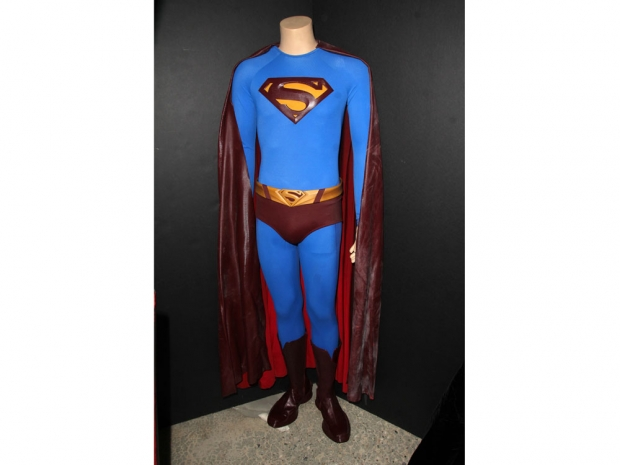 The superman costume that reached £