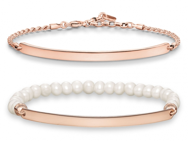 Thomas Sabo's new bangles are the ultimate personalised treat.