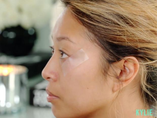 Tiffany Sorya in Kylie Jenner's video