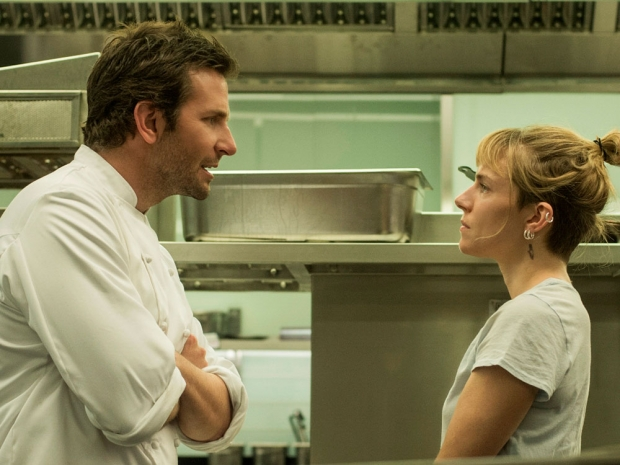 Bradley Cooper and Sienna Miller Burnt