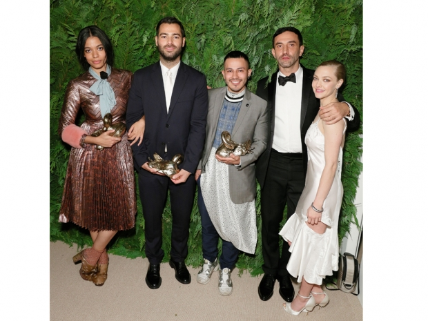 The winners of the CFDA/Vogue Fashion Fund 2015