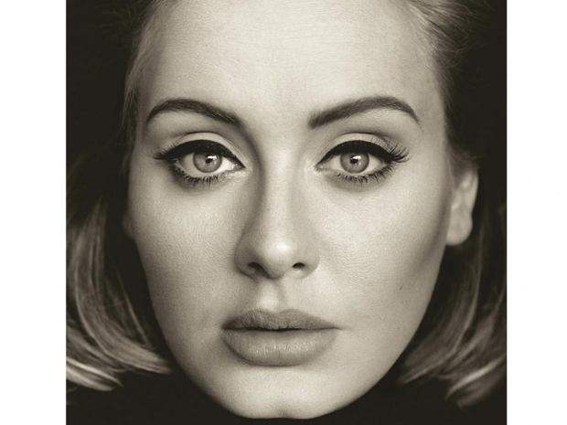 The beautiful Adele's album is dropping soon