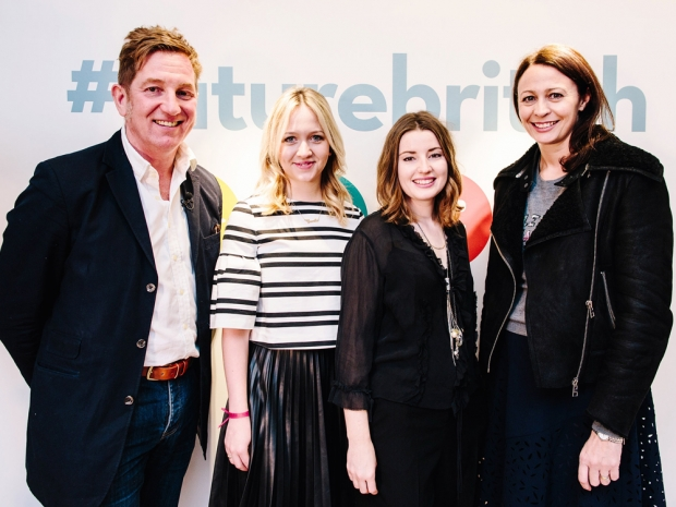 The winners of Boden's Future British scheme