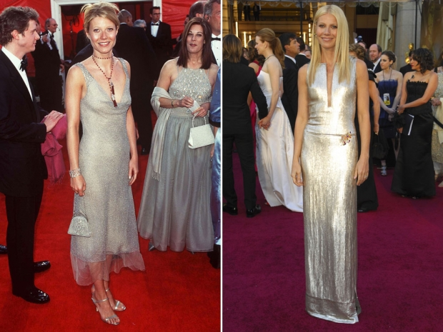 Gwyneth Paltrow at the Oscars.