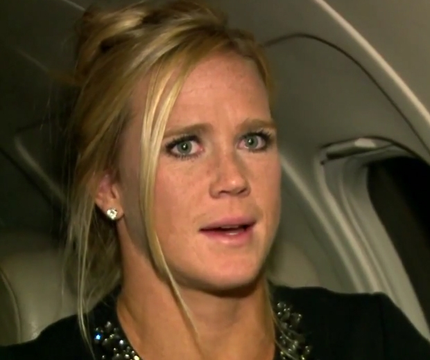 UFC fighter Holly holm