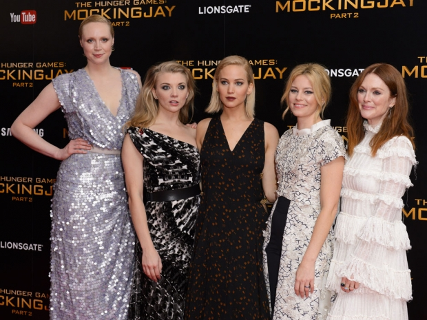 Hunger Games Mockingjay 2