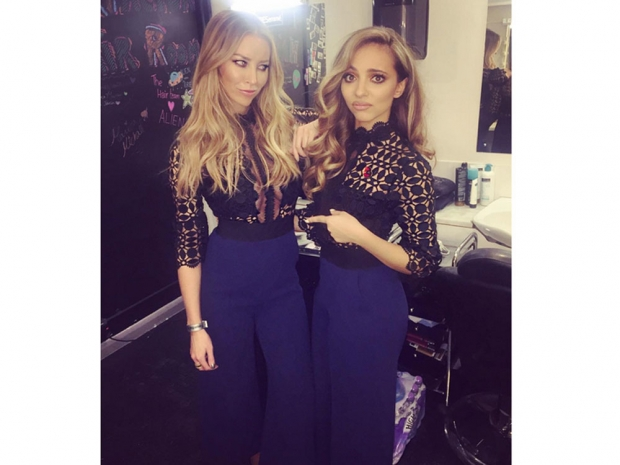 Jade Thirlwall and Lauren Pope