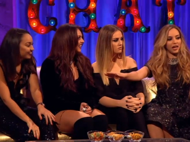 Little Mix on Alan Carr: Chatty Man