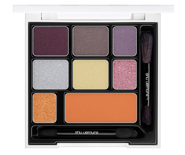 Shu Uemera eyeshadow palette