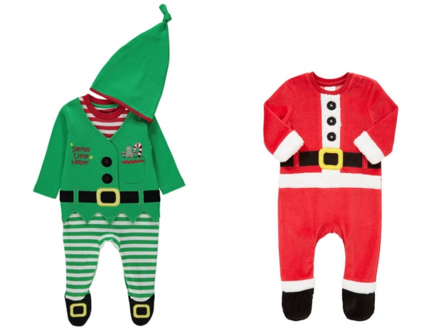 Novelty Baby Christmas Outfits