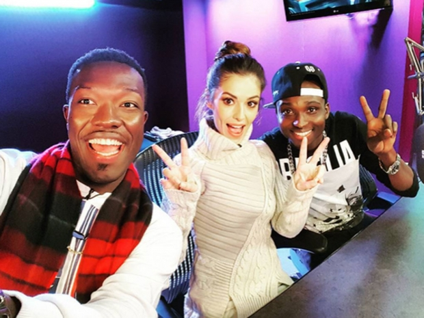 Reggie And Bollie with Cheryl Radio 1