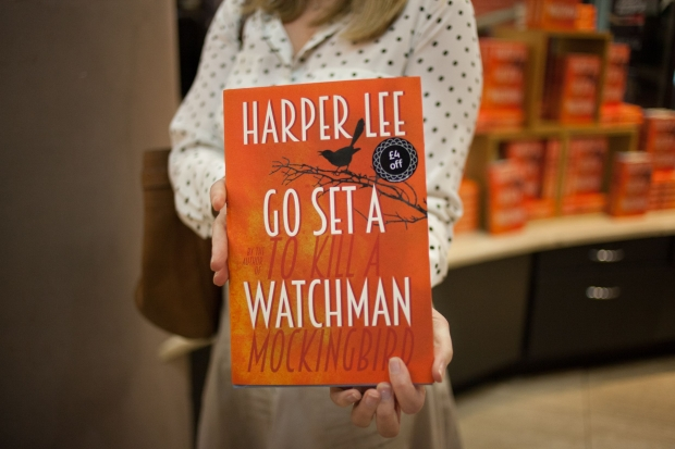 Harper Lee's new novel