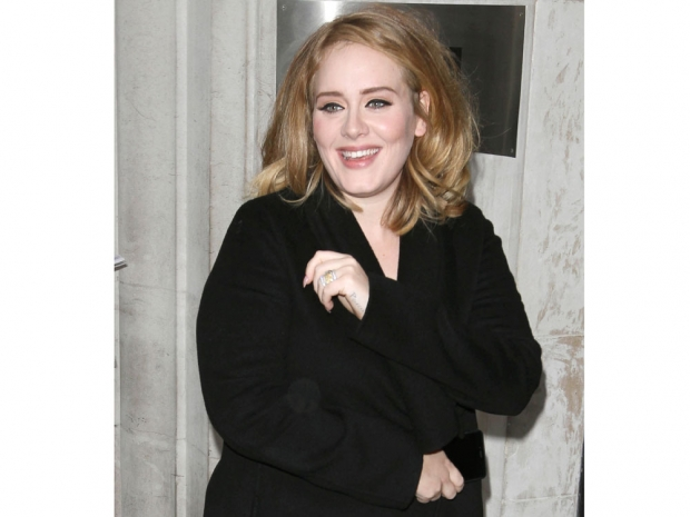 We think Adele is going to be amazing in the new film