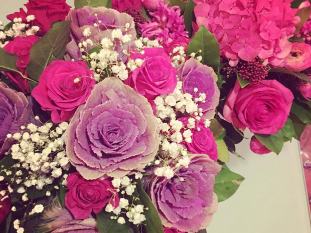 Rosie Fortescue's flowers