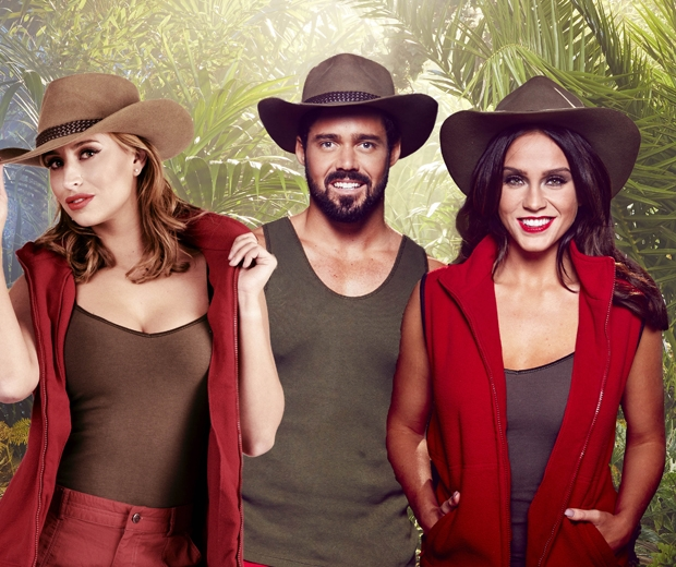 Spencer joined the show alongside Ferne McCann and Vicky Pattinson