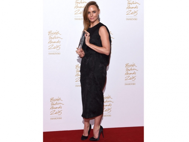 Stella McCartney at the British Fashion Awards