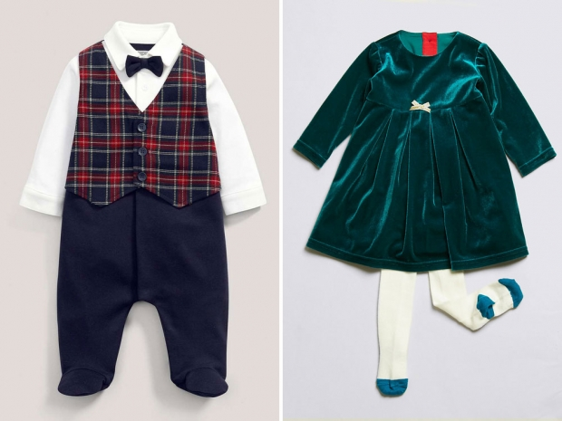 Traditional Baby Outfits