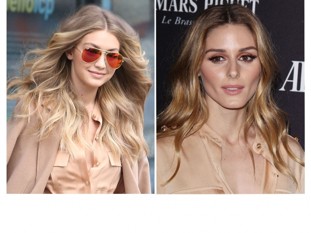 The two beauties sure know how to make their tresses look flawless!
