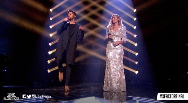 Ben Haenow and Leona Lewis