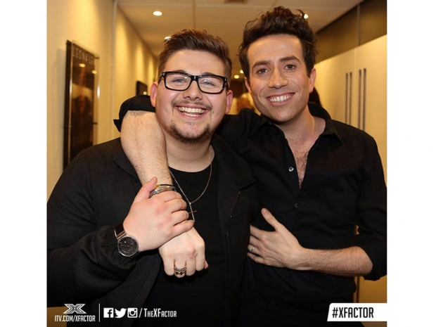 Che Chesterman and Nick Grimshaw