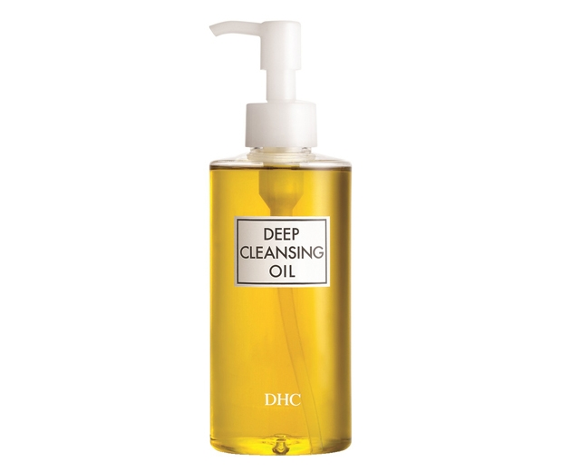 DHC Deep Cleansing Oil, £21.50