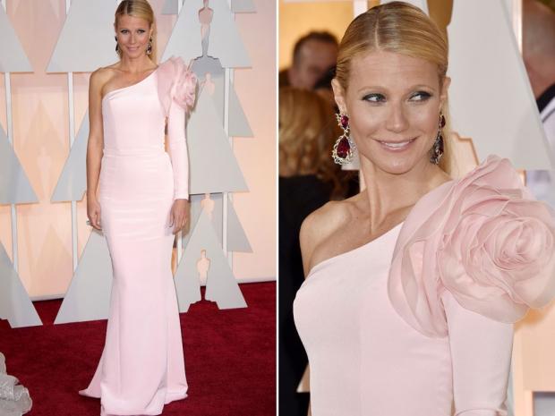 Gwyneth Paltrow at the 2015 Academy Awards.
