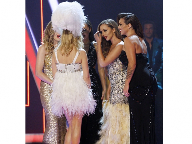 Little Mix at the Royal Variety Performance