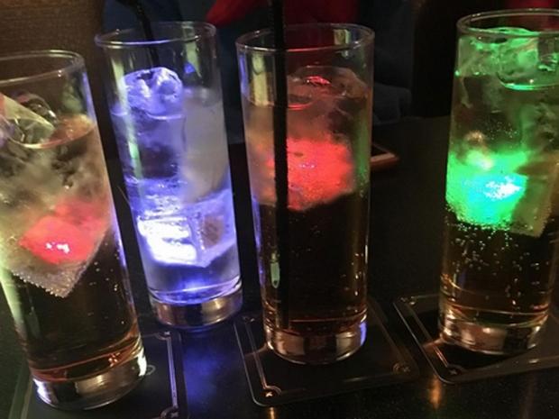 Little Mix's drinks