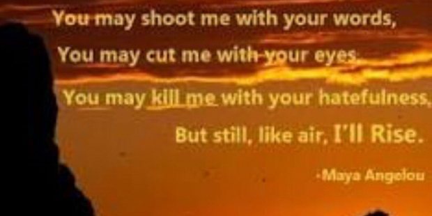 Maya Angelou meme