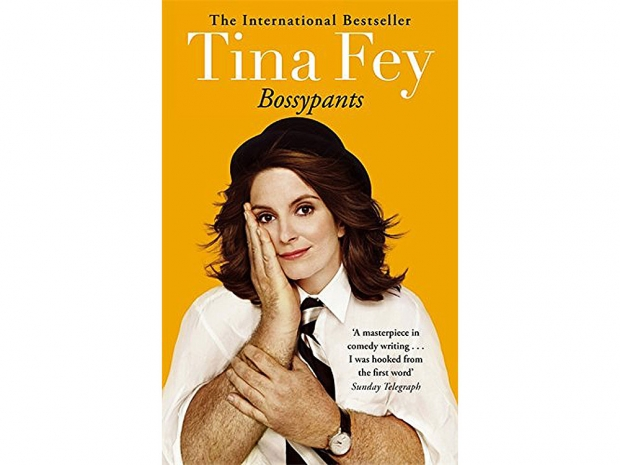 Bossypants by Tina Fey