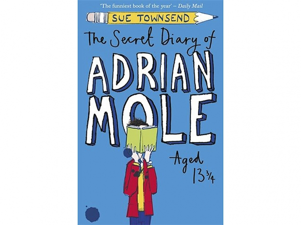 Adrian Mole by Sure Townsend