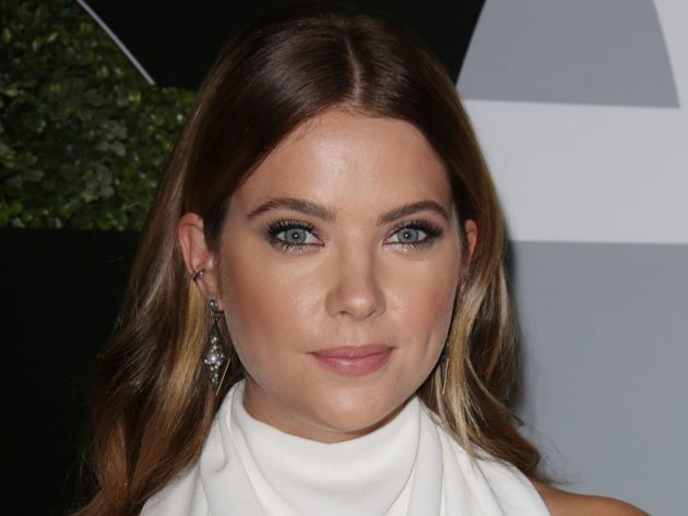 Ashley Benson has hit out at her body shamers