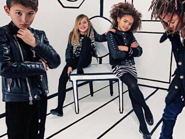 Balmain kidswear