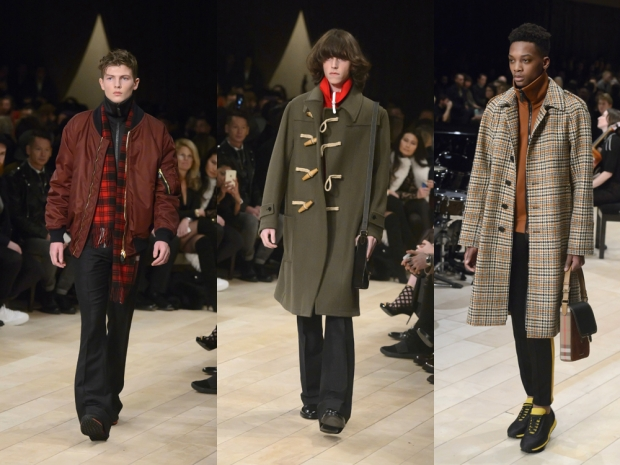 Burberry Menswear AW16
