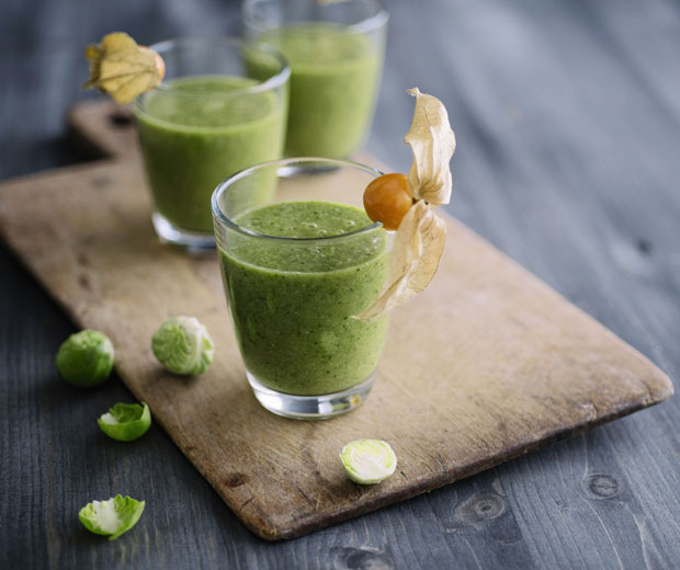 Quit the green juices, you definitely shouldn't be doing a January detox