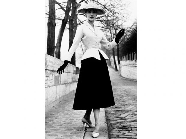 Christian Dior Bar Suit 1947