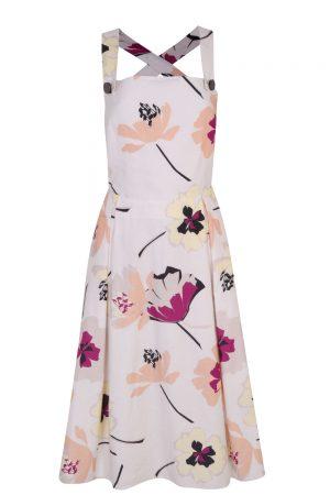 Dorothy Perkins Floral Midi Dress, £45