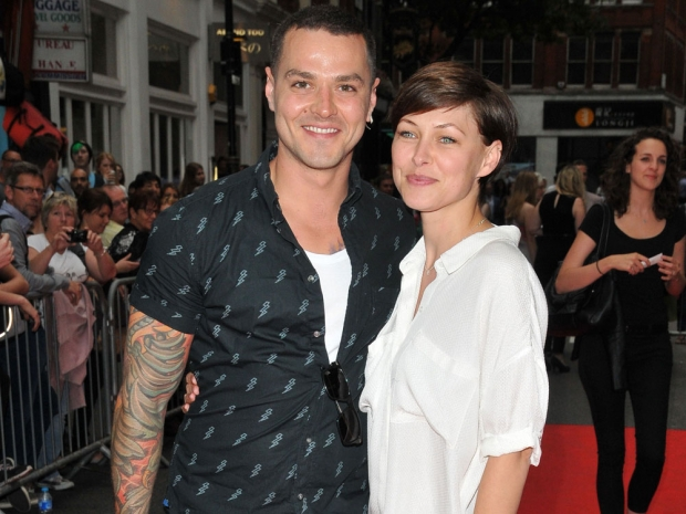 Emma Willis and Matt Willis