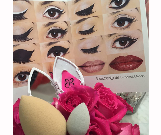 BeautyBlender's new eyeliner tool is no doubt going to be a sellout...