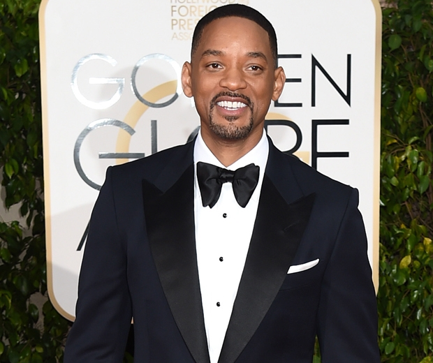 will smith at the golden globes