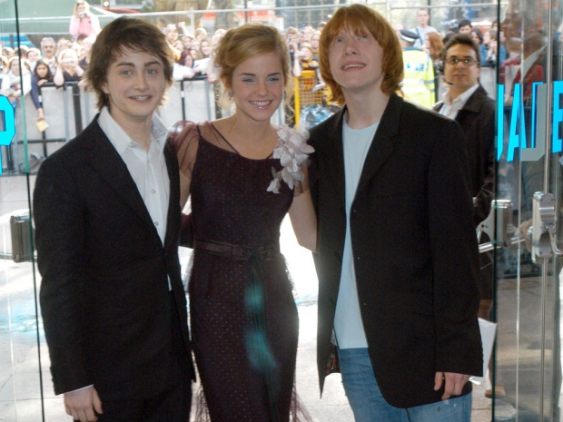 Rupert Grint Speaks Out About Kissing Emma Watson In Harry